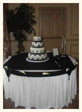 Genesee River Restaurant and Reception Center can assist with planning your perfect wedding